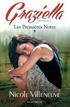 Couverture du livre « Graziella » de Nicole Villeneuve aux éditions Jcl