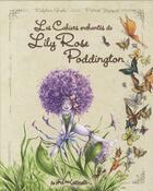 Couverture du livre « Les cahiers enchantés de Lily Rose Poddington » de Delphine Gache aux éditions Au Bord Des Continents