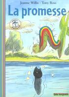 Couverture du livre « La promesse » de Willis/Ross aux éditions Gallimard-jeunesse
