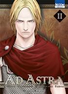 Couverture du livre « Ad Astra ; Scipion l'Africain & Hannibal Barca T.2 » de Mihachi Kagano aux éditions Ki-oon