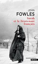 Couverture du livre « Sarah et le lieutenant francais » de John Fowles aux éditions Points
