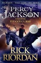 Couverture du livre « Percy Jackson And The Titan'S Curse » de Rick Riordan aux éditions Children Pbs