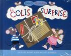 Couverture du livre « Le colis surprise » de David Pelham aux éditions Albin Michel Jeunesse
