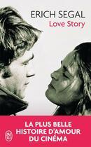 Couverture du livre « Love story » de Erich Segal aux éditions J'ai Lu