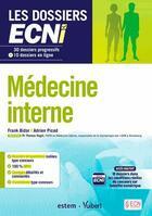 Couverture du livre « Médecine interne » de Frank Bidar et Adrien Picod aux éditions Estem
