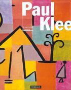 Couverture du livre « Paul klee » de Ferrier/Jean-Lo aux éditions Terrail