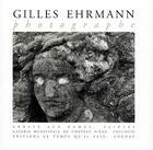 Couverture du livre « Gilles Ehrmann » de Jean-Luc Mercie aux éditions Le Temps Qu'il Fait