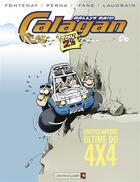 Couverture du livre « Ccalagan rallye raid t.2 ; 1/2 ; encyclopédie ultime du 4x4 » de Perna et Fane et Laudrain et Fontenay aux éditions Vents D'ouest