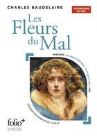 Couverture du livre « Les fleurs du mal - bac 2020 » de Charles Baudelaire aux éditions Gallimard