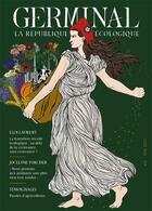 Couverture du livre « La république écologique » de Collectif aux éditions Bord De L'eau