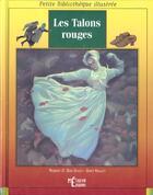 Couverture du livre « Les Talons Rouges » de Robert San-Souci aux éditions Epigones