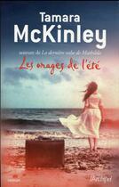 Couverture du livre « Les orages de l'été » de Tamara Mckinley aux éditions Archipel