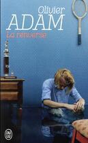 Couverture du livre « La renverse » de Olivier Adam aux éditions J'ai Lu