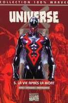 Couverture du livre « Universe x t.5; la vie apres la mort » de Alex Ross et Jim Krueger et Anderson et Braithwaite aux éditions Marvel France