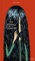 Couverture du livre « Les cheveux de Léontine » de Remi Gourgeon aux éditions Nathan