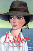 Couverture du livre « Esther » de Sharon E. Mckay aux éditions Ecole Des Loisirs