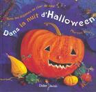 Couverture du livre « Dans la nuit d'halloween » de Martine Bourre aux éditions Didier Jeunesse