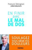 Couverture du livre « En finir avec le mal de dos - Extrait offert » de Francois Stevignon aux éditions Kero