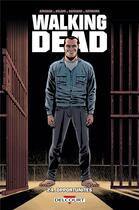 Couverture du livre « Walking dead T.24 ; opportunités » de Charlie Adlard et Robert Kirkman et Stefano Gaudiano aux éditions Delcourt