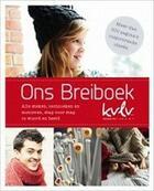 Couverture du livre « Ons breiboek » de  aux éditions Uitgeverij Lannoo