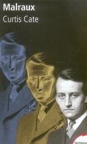 Couverture du livre « Malraux » de Curtis Cate aux éditions Tempus/perrin