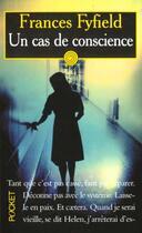 Couverture du livre « Un cas de conscience » de Fyfield Frances aux éditions Pocket