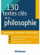 Couverture du livre « L'indispensable de la culture générale en philosophie » de Paul Massane aux éditions Studyrama
