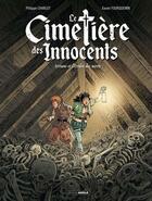 Couverture du livre « Le cimetière des innocents T.1 ; Oriane et l'ordre des morts » de Philippe Charlot et Xavier Fourquemin aux éditions Bamboo