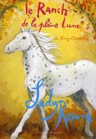 Couverture du livre « Le Ranch De La Pleine Lune T.20 ; Lady Rosane » de Jenny Oldfield aux éditions Zulma