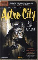 Couverture du livre « Astro city ; des ailes de plomb » de Busiek-K aux éditions Panini