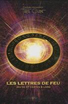 Couverture du livre « Coffret les lettres de feu » de Chintanavitch N. aux éditions Tara Glane