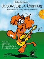 Couverture du livre « Jouons de la guitare ; méthode facile pour guitaristes en herbe » de Roberto (Aut Fabbri aux éditions Carisch Musicom