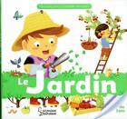Couverture du livre « Le jardin » de Anne Royer et Jocelyn Millet aux éditions Larousse