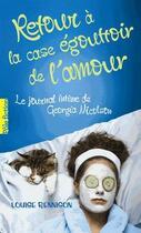 Couverture du livre « Retour à la case égouttoir de l'amour » de Louise Rennison aux éditions Gallimard-jeunesse