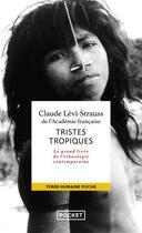Couverture du livre « Tristes tropiques » de Claude Levi-Strauss aux éditions Pocket