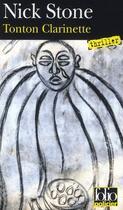 Couverture du livre « Tonton Clarinette » de Nick Stone aux éditions Gallimard