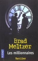Couverture du livre « Les Millionnaires » de Brad Meltzer aux éditions Pocket