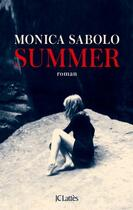 Couverture du livre « Summer » de Monica Sabolo aux éditions Lattes