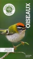Couverture du livre « Oiseaux » de Angelika Lang aux éditions Hachette Pratique
