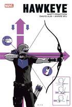 Couverture du livre « Hawkeye ; INTEGRALE » de Collectif et Matt Fraction et David Aja aux éditions Panini