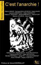 Couverture du livre « C'est l'anarchie ! » de Collectif aux éditions Editions Du Caiman