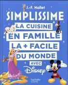 Couverture du livre « Simplissime ; Disney » de Jean-Francois Mallet aux éditions Hachette Pratique