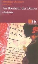 Couverture du livre « Au bonheur des dames » de Veronique Cnockaert aux éditions Gallimard
