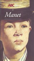 Couverture du livre « L'ABCdaire de Manet » de Collectif aux éditions Flammarion