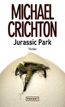 Couverture du livre « Jurassic Park T.1 » de Michael Crichton aux éditions Pocket