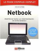 Couverture du livre « Netbook » de Celine Aumard aux éditions Ma