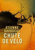 Couverture du livre « Chute de vélo » de Etienne Davodeau aux éditions Dupuis
