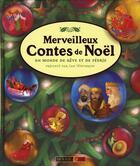 Couverture du livre « Merveilleux contes de noël » de Ian Whybrow aux éditions Rouge Et Or