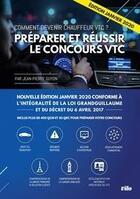 Couverture du livre « Préparer et réussir le concours VTC » de Guyon Jean-Pierre aux éditions Vilo