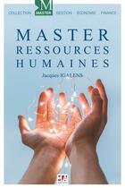 Couverture du livre « Master RH » de Jacques Igalens aux éditions Ma
